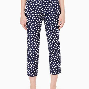 cloud dot jacquard pant
