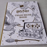 Harry Potter - Coloring Book