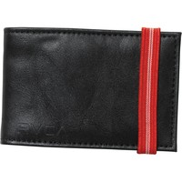 RVCA After Hours Bi-Fold Wallet Black, One