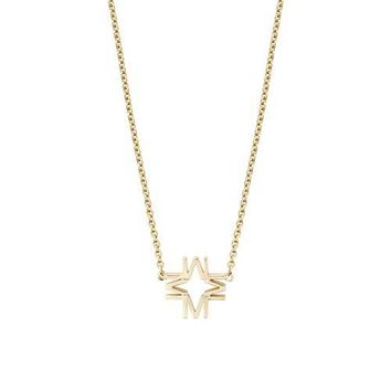 India Hicks - Legacy Letter Necklace M