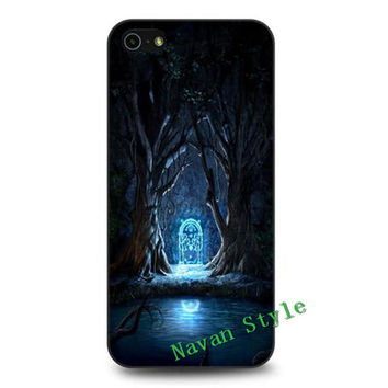 THE LORD OF THE RINGS GATES OF MORIA case cover for iphone 4 4s 5 5s 5c 6 6s plus for samsung galaxy S3 S4 S5 S6 S7 note 2 3 4