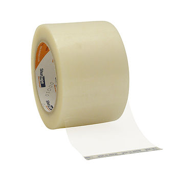 Shurtape HP-235 Highly Recycled Corrugate Packaging Tape: 3 in. x 110 yds. (Clear)