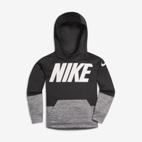 Nike Therma Little Kids' (Boys') Hoodie. Nike.com