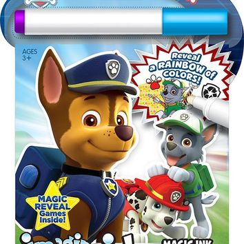Paw Patrol Magic Ink Activity Book - CASE OF 24