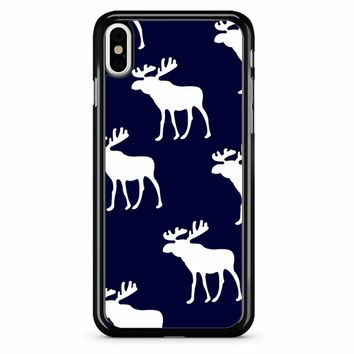 The Abercrombie Fitch 2 iPhone X Case