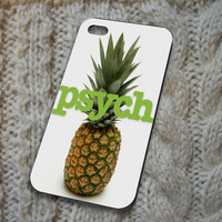 Psych Pineapple iPhone detective comedy-drama television series Case for iPhone and Samsung Galaxy note 3/S5/S4/S3
