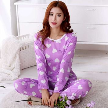 Pajama For Women Pyjamas Clothing Tops Female Pyjamas Sets Night Suit Sleepwear homewear for women tracksuit for women