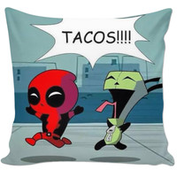 Gir and Deadpool