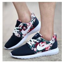 Flower Rosches Mens&Womens Running Shoe