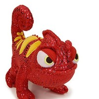 Disney Tangled 6 Inch Plush Figure Chameleon Pascal Red