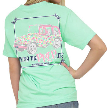 "Southern Girl Prep ""Jeep"" Short Sleeve T-shirt"