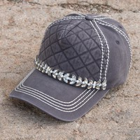 Olive & Pique Quilted Hat