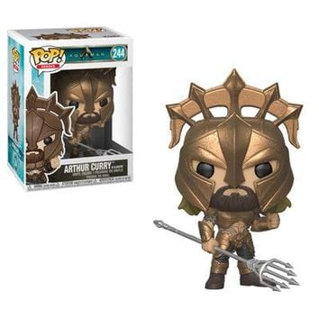 Arthur Curry as Gladiator Funko Pop! Heroes Aquaman Movie