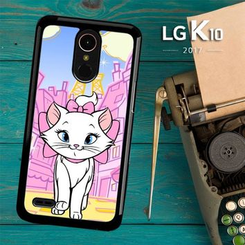 The Aristocats Marie Y0100 LG K10 2017 / LG K20 Plus / LG Harmony Case