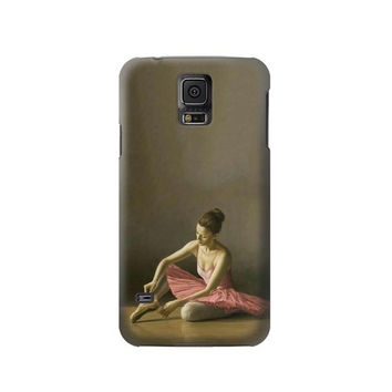 P1241 Ballet Phone Case For Samsung Galaxy S5