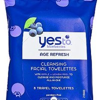 Travel Cleansing Towelettes 8 Ct