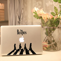 macbook decal sticker / Music Lover macbook pro decal/ macbook air decal sticker/ mac retina decal/ Sticker decal partial decor sticker