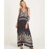 Billabong Women's Desert Dance Dress | Black and White