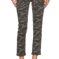 Acquaverde Pierce Utility Pant in Army