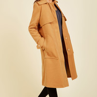 Sleuth of the Matter Coat | Mod Retro Vintage Coats | ModCloth.com