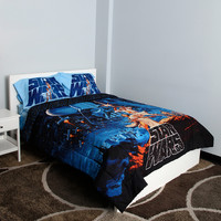 Star Wars Poster Full/Queen Comforter