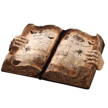 Grimoire Decorative Book of Magic