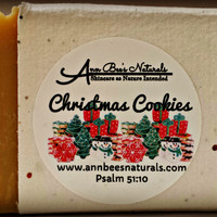 Christmas Cookie Soap
