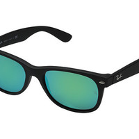 Ray-Ban Sunglasses RB2132 New Wayfarer 55mm