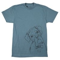 Cooper - Bow Tie Boxer - Men's T-Shirt