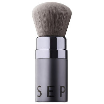 Purse-Proof Charcoal Infused Retractable Brush - SEPHORA COLLECTION | Sephora