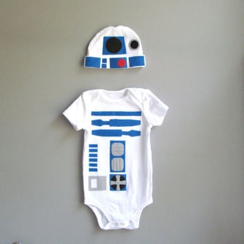 Robot Baby Costume - Baby Clothes