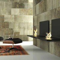 Fesal.com | Moma Design Hop Wall Mounted Fireplace | Italian Design World Wide