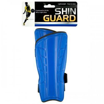 Lightweight Contoured Shin Guards