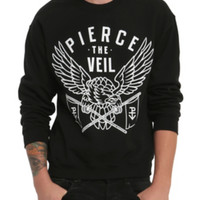 Pierce The Veil Eagle Crew Pullover