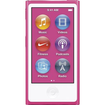 Apple - iPod nano® 16GB MP3 Player (8th Generation - Latest Model) - Pink