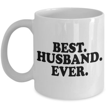Best Husband Ever Fun Romantic Wedding Love Gifts for Anniversaries or Valentines