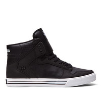 WOMENS VAIDER in BLACK - WHITE | SUPRA Footwear