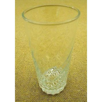Single Drinking Glass (2-1/2 in. D. x 5-1/2 in. H.)