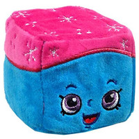 Shopkins Cuddle Cubes Snow Crush 3 Plush