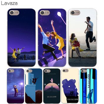 Lavaza La La Land Cover Case for iPhone X 10 8 7 Plus 6 6S Plus 5 5S SE 5C 4 4S Cases