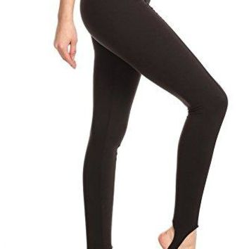 Shosho Womens Yoga Leggings Tummy Control Sports Pants Stretchy Activewear Bottoms