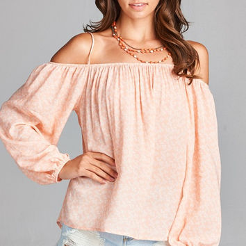 RWL BOUTIQUE - Off Shoulder Blouse - Ruffles with Love - RWL