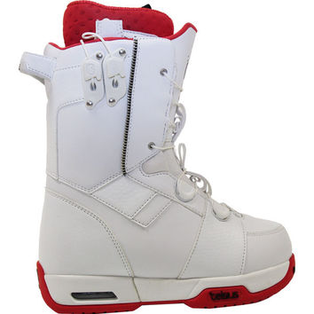 Celsius Cloud 9 Ozone Speed Lace Womens Snowboard Boots - White/Pink