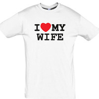 I love my wife men t shirt, valentines day gift,gift for him,gift for men,anniversary gift,funny t shirt,custom t shirt,valentines day shirt