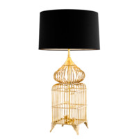 Gold Table Lamp | Eichholtz La Cage