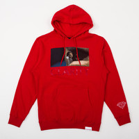 Clarity PT.2 Pullover Hood in Red