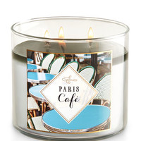Paris Café 3-Wick Candle | Bath And Body Works