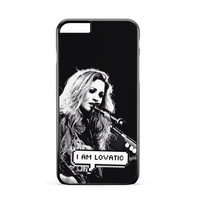 Demi Lovato Lovatic iPhone 6 Plus Case