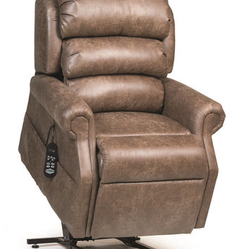Ultracomfort Power Lift Chair, Full Lay Out, Small Size, Stellar Collection UC550-JPT
