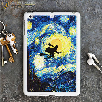 Starry Night With Harry Potter iPad Mini Case iPhonefy